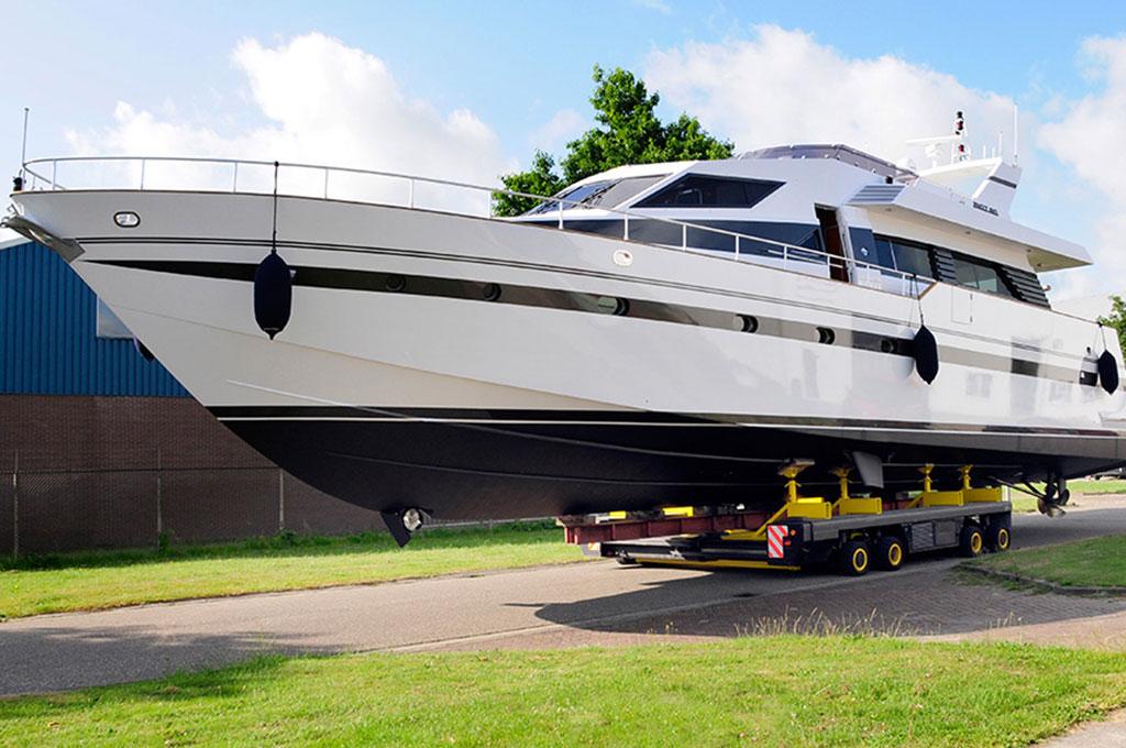 Hydrau Transporter 100 ton