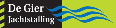 De Gier Jachtstalling Mobile Retina Logo